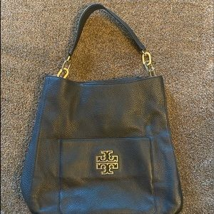 Authentic Tory Burch Hobo large